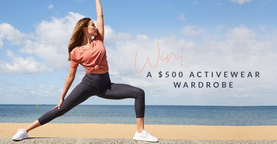 Win a $500 B.O.D By Rachael Finch Activewear Voucher