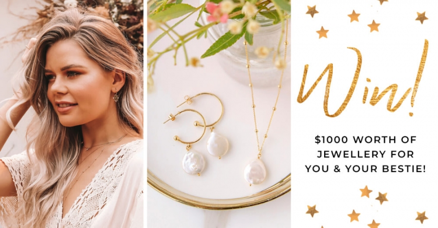Win a $500 Dear Addison (Jewellery) Voucher for you & one for a friend