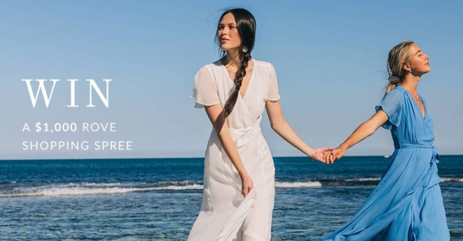 Win a $1000 Rove Designs (Women's Clothing) Voucher