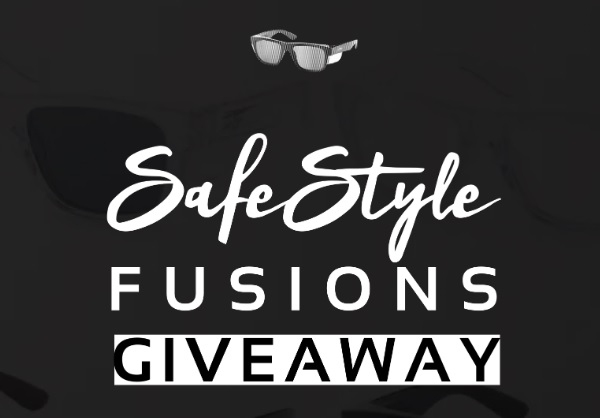 Win 1 of 2 SafeStyle 'Fusions' Protective Eyewear/Sunnies, Merchandise & Mastercard Packs or Weekly Merch Prizes