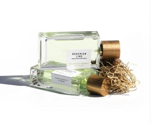 Win a Bottle of Goldfield & Banks Bohemian Lime Perfume