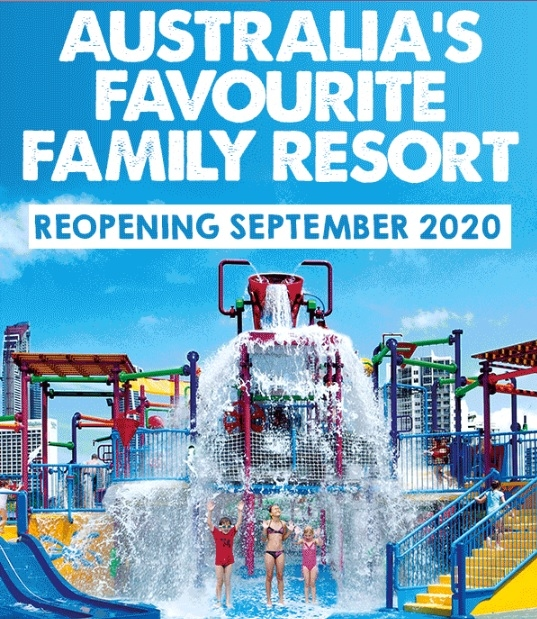 Win a 5-night Family Stay at Paradise Resort Gold Coast QLD (no travel) for both you & a friend's family