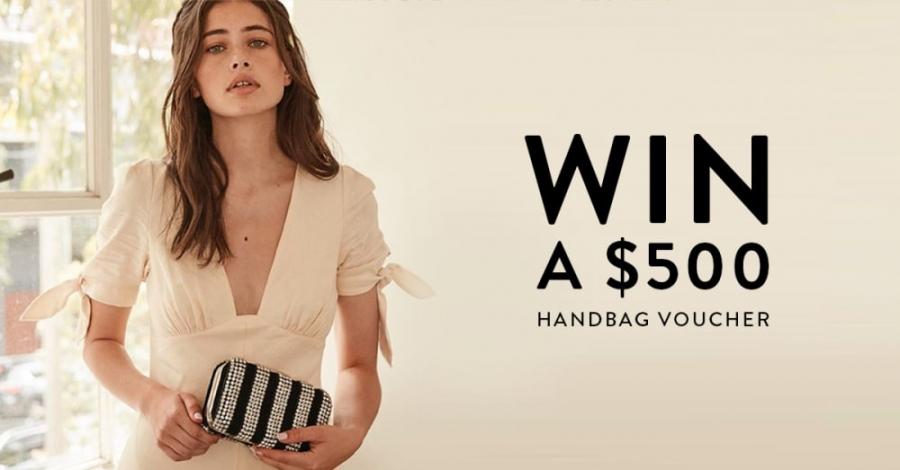 Win a $500 From St Xavier (Handbags) Voucher