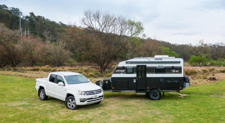 Win a Lotus Caravan, Volkswagen Amarok, $5000 ARB Voucher + Accessories or 1 of 5 runner-up prizes