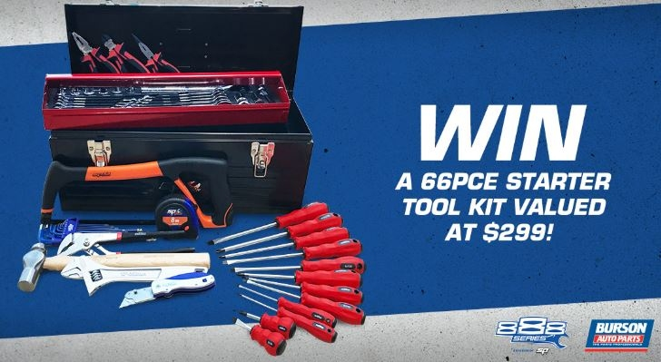 Win a 66-piece Tool Kit