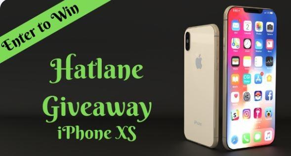 Win an iPhone XS 64GB