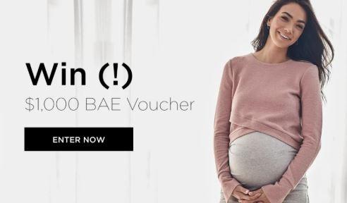 Win a $1000 Maternity Wear Voucher