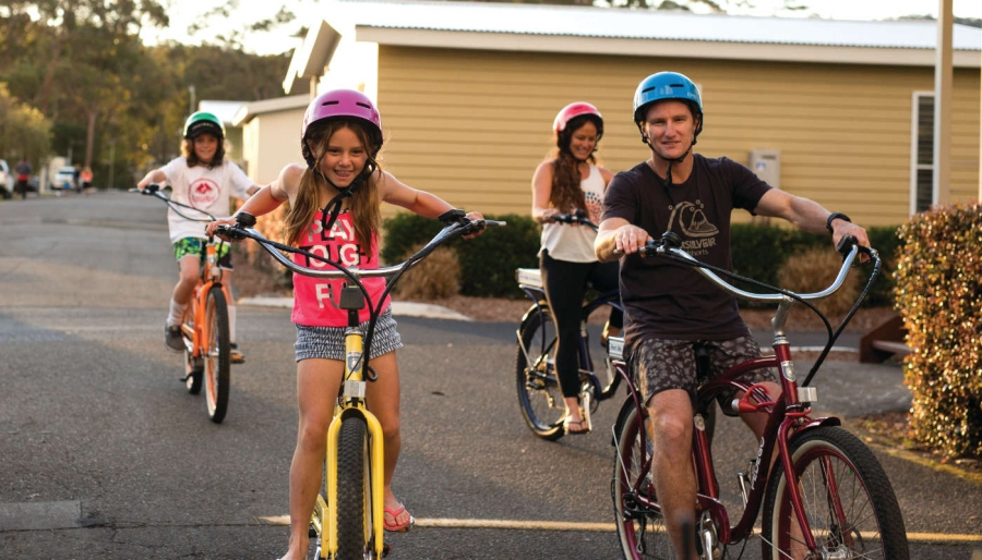 Win a 5-night Family Stay & Daily Activities at NRMA Ocean Beach Holiday Resort NSW (no travel)