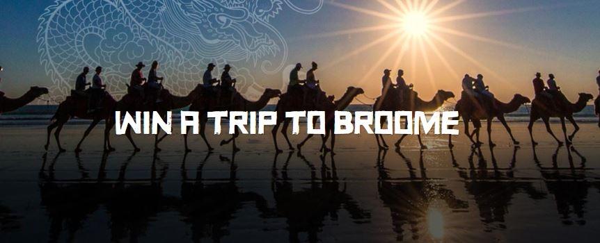 Win a trip for 2 to Shinju Matsuri (Japanese Pearl Festival) in Broome WA