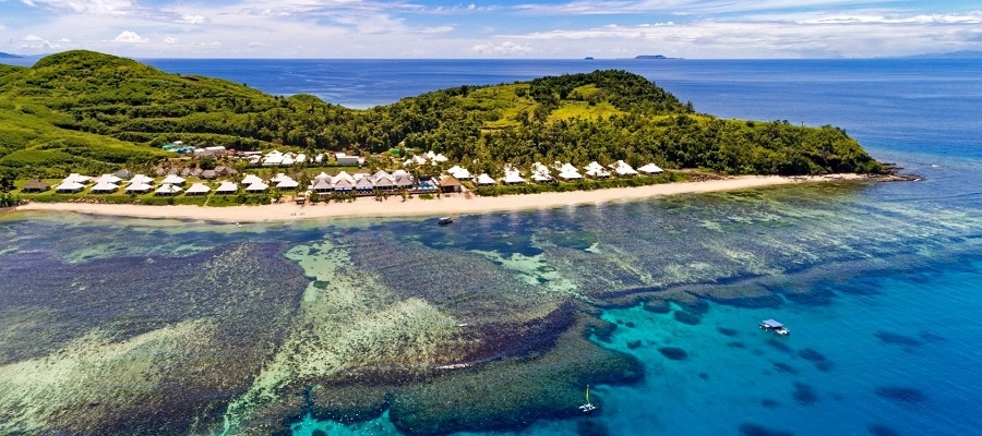 Win a trip for 2 to Fiji (flights from/to SYD, BNE, MEL or ADL only)