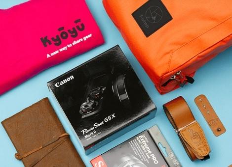 Win a Canon PowerShot G5x Mark II & Accessories
