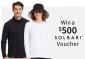 Win a $500 Solbari (Sun Protection Clothing) Voucher