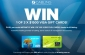 Win 1 of 3 x $1500 VISA cards or 1 of 100 x $50 Caltex Cards