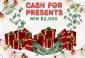 Win $2000 Cash