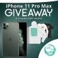 Win an iPhone 11 Pro Max Smartphone + Beastcoast Merchandise
