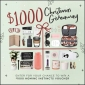 Win a $1000 Homing Instincts (Gifts & Homewares) Voucher