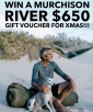 Win a $650 Murchison River Swags & Bags Online Voucher