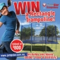 Win a Rectangular Trampoline & Accessories