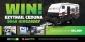 Win an Ezytrail Ceduna Caravan & Off-grid Accessories