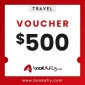 Win a $500 Bookafly Accommodation Voucher