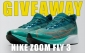 Win a pair of Nike Zoom Fly 3 Running Shoes