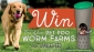Win 1 of 2 Pet Poo Worm Farms