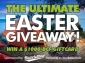 Win a $1000 Boating Camping Fishing (BCF) Gift Card