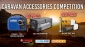 Win a Dual Zone Portable Fridge Freezer & Inverter Generator OR a Caravan Accessories Pack