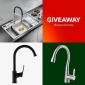 Win a Stainless Steel Kitchen Sink + Mixer Taps & Bathroom Tap