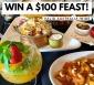 Win a $100 Good Food Restaurant Gift Card