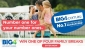 Win 1 of 4 BIG4 Holiday Parks 2-night Family Cabin Accommodation (no travel)