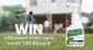 Win 1 of 10 x 3-packs of Bioweed Organic Weed Killer