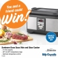 Win a Sunbeam Duos Sous Vide/Slow Cooker for you & one for a friend