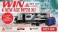 Win a New Age Caravan & Yamaha Generator OR 1 of 10 RAM Merchandise Packs