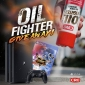 Win a PS4 Games Console & 'Street Fighter' Game + 6 x CRC Oil Fighter Product