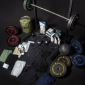 Win Home Gym Equipment + WPN. Apparel + Supplements