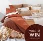 Win a $500 Bambury (Bed Linen & Homewares) Voucher