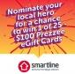 Win 1 of 25 x $100 Prezzee Retail eGift Cards