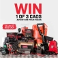 Win 1 of 3 CAOS Offroad Accessories & Camping Gear Packs