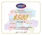 Win 1 of 7 Yazzii.com (Fabrics & Gifts) Gift Cards (various values $25-$250)