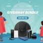Win a Tech Products Bundle with Robot Vacuum, PowerBank Charger, Video Doorbell & more...