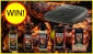 Win a George Forman Jumbo Grill + a selection of Outback Spirit products