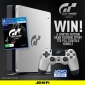 Win a Limited Edition GT Sports 1TB PS4 Console Bundle