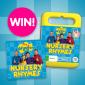 Win 1 of 3 'The Wiggles: Nursery Rhymes' DVD + CD packs