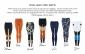 Win 7 pairs of leggings
