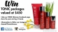 Win a TONIC Skincare package