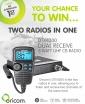 Win 1 of 2 Oricom Dual Receive UHF CB Radios