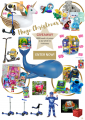 Win 1 of 4 Kids, Family or Mum/Dad prize bundles