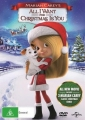 Win 1 of 3 'Mariah Carey's: All I Want for Christmas Is You' packs with DVD, book & santa hat