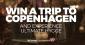 Win a trip for 2 to Copenhagen Denmark